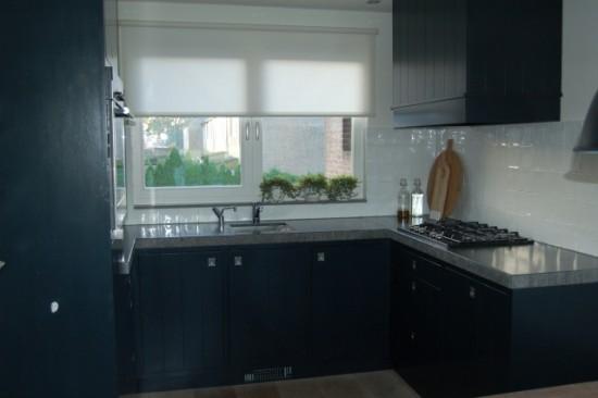 Eiken Keuken Geschilderd : Handgemaakte keukens Atelier  t Gildehuys