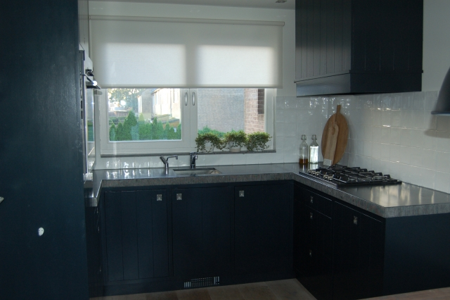 Keuken Van Antraciet : Handgemaakte keukens atelier t gildehuys